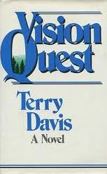 cover of Vision Quest by Terry Davis