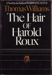 cover of The Hair of Harold Roux by Williams