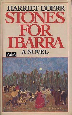 cover of Stones for Ibarra by Harriett Doerr