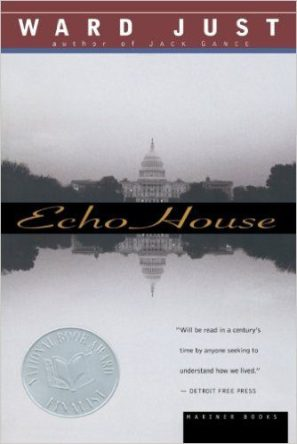Echo House by ward just book cover