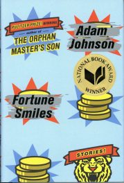 Fortune Smiles: Stories by Adam Johnson book cover, 2015