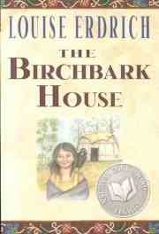 The Birchbark House by Louise Erdrich book cover