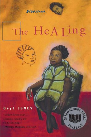 The Healing by Gayl Jones book cover