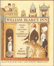 cover of A Visit to William Blakes Inn by Nancy Willard Alice and Martin Provensen