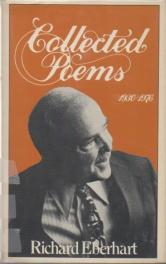 cover of Collected Poems, 1930-1976 by Richard Eberhart