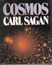 cover of Cosmos by Carl Sagan