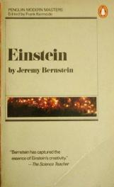 cover of Einstein by Jeremy Bernstein