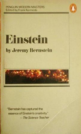 cover of Einstein by Jeremy Bernstein