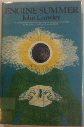 cover of Engine Summer by John Crowley