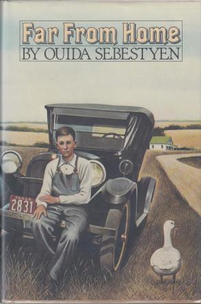 cover of Far From Home by Ouida Sebestyen