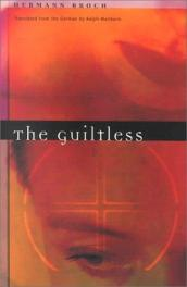 cover of Hermann Broch's The Guiltless translated by Ralph manheim