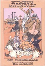 cover of Humbug Mountain by Sid Fleischman
