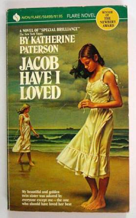 cover of Jacob Have I Loved by Katherine Paterson