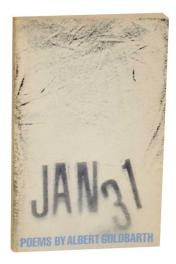 cover of Jan 31 by Albert Goldbarth