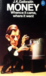 cover of Money by John Kenneth Galbraith