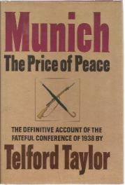 cover of Munich the Price of Peace by Telford Taylor
