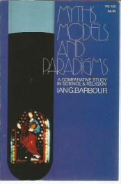 cover of Myths Models and Paradigms by Ian G Barbour