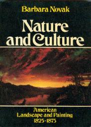 cover of Nature and Culture by Barbara Novak