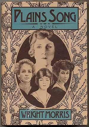 cover of Plain Song by Wright Morris