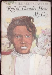 cover of Roll of Thunder, Hear My Cry by Mildred D Taylor
