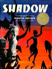cover of Shadow by Marcia Brown
