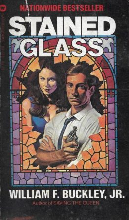 cover of Stained Glass by William F Buckley