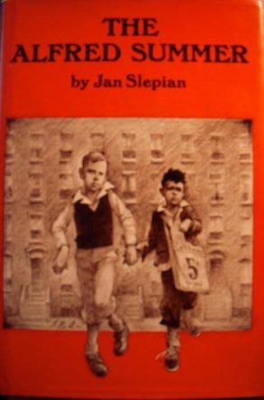 cover of The Alfred Summer by Jan Slepian