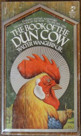 cover of The Book of the Dun Cow by Walter Wangerin Jr