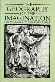 cover of The Geography of the Imagination by Guy Davenport