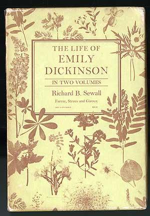 cover of The Life of Emily Dickinson in Two Volumes by Richard B Sewall