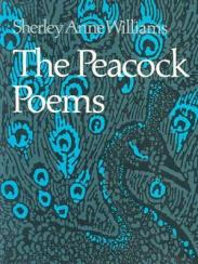 cover of The Peacock Poems by Sherley Anne Williams