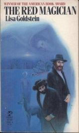 cover of The Red Magician by Lisa Goldstein