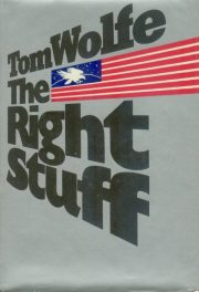 cover of The Right Stuff by Tom Wolfe