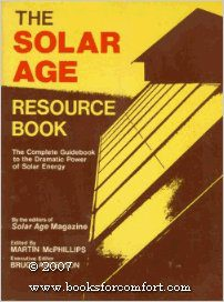 cover of The Solar Age Resource Book photo credit Booksforcomfort