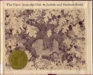 cover of The View From the Oak by Judith and Herbert Kohl