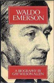 cover of Waldo Emerson by Gay Wilson Allen