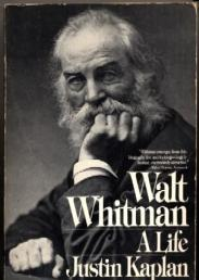 cover of Walt Whitman by Justin Kaplan