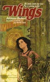 cover of Wings by Adrienne Richard