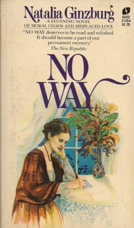 cover for No Way by Natalia Ginzburg