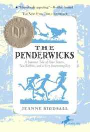 The Penderwicks by Jeanne Birdsall book cover, 2005