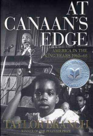 At Canaan's Edge: America in the King Years, 1965-68 by Taylor Branch author photo, 2006
