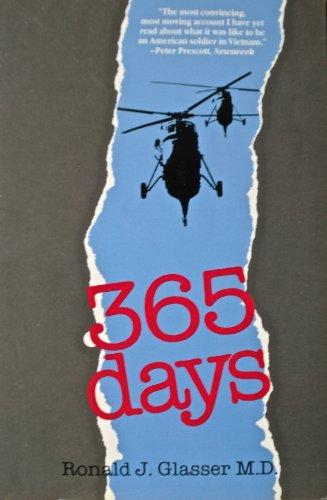 cover of 365 Days by Richard J Glasser