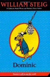 cover of Dominic by William Steig