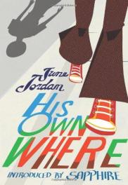 cover of His Own Where by June Jordan