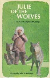 cover of Julie of the Wolves by Jean Craighead George