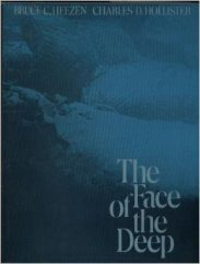 cover of The Face of the Deep by Bruce Heezen and Charles Hollister