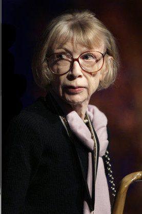 photo of Joan Didion
