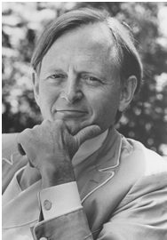 photo of Tom Wolfe in 1980