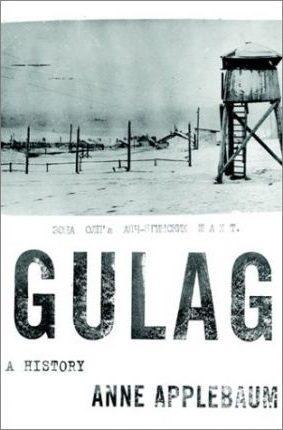 Gulag: A History, by Anne Applebaum book cover 2003