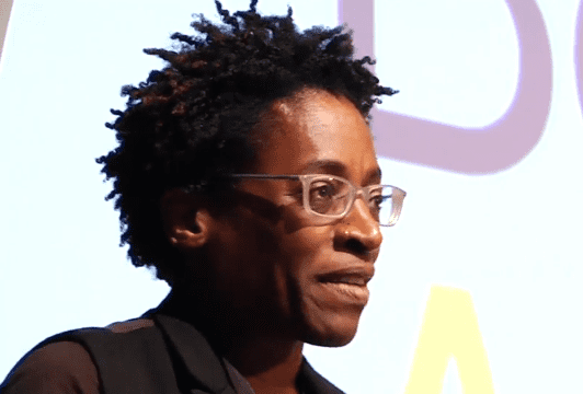 Jacqueline Woodson reads from Another Brooklyn, 2016 NBAs Finalists Reading